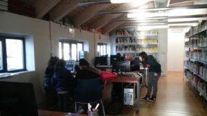 Biblioteca di Fornovo di Taro