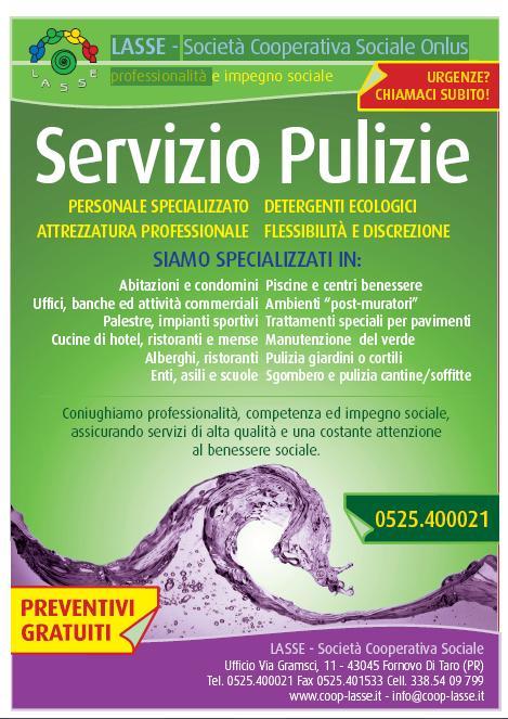 Servizi Pulizia